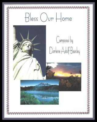Bless Our Home (Solo with Choir)