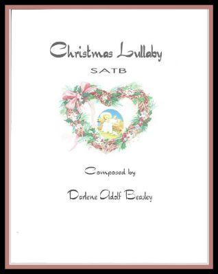 Christmas Lullaby SATB