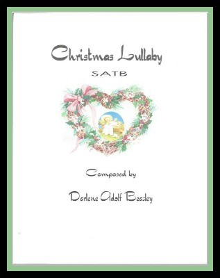 Christmas Lullaby SATB Cover