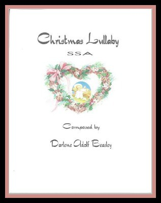 Christmas Lullaby SSA Cover