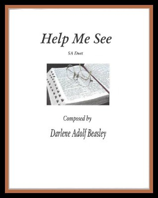 Help Me See Cover