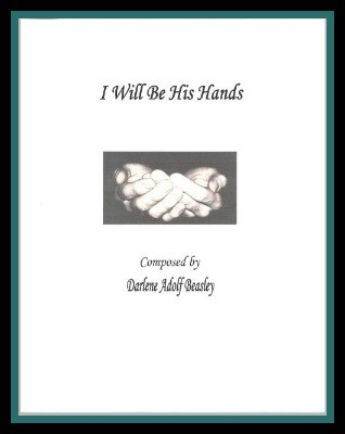 I Will Be His Hands Cover