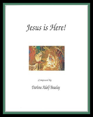 Jesus Is Here Cover