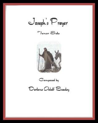 Joseph's Prayer Cover