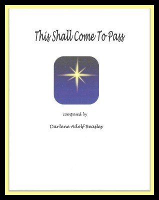 This Shall Come to Pass Cover