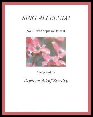 Sing Alleluia! SATB
