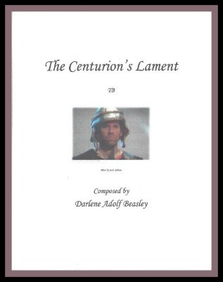 The Centurion's Lament, TB (from cantata-Come and Partake)