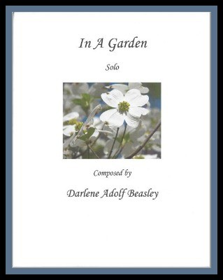 In a Garden, (key of G Major)