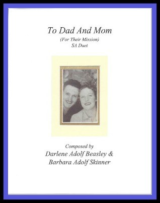 To Dad and Mom, SA (For their mission)